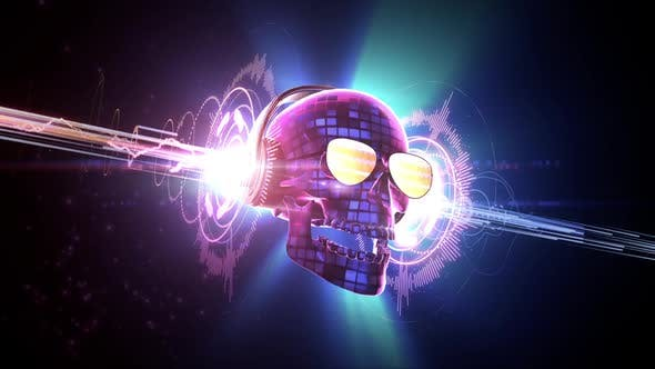 Cover Image for Party Skull