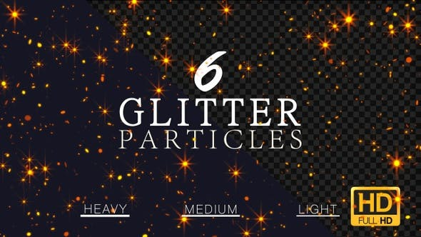 Thumbnail for Glitter Particles