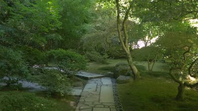 The Japanese Garden, Portland