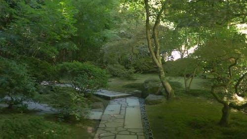 Der japanische Garten, Portland