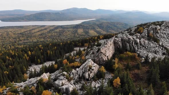 Thumbnail for Zyuratkul Is a National Park in the Southern Urals, Russia.