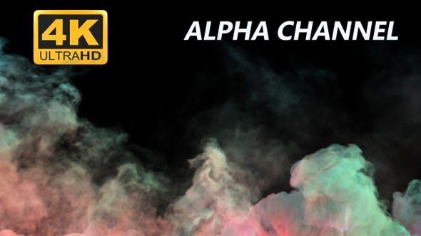 Colorful Smoke 4K
