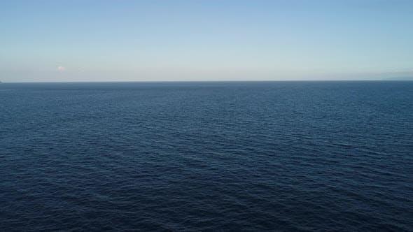 Thumbnail for Flying Over the Open Ocean