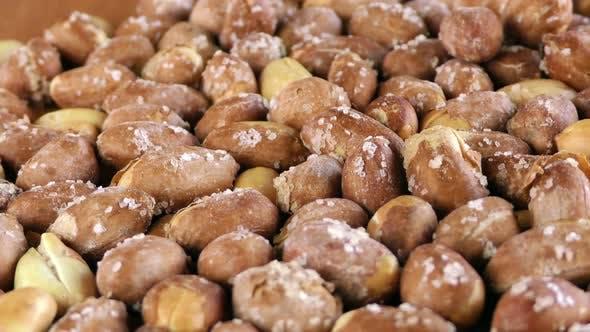 Thumbnail for Peanut Macro View