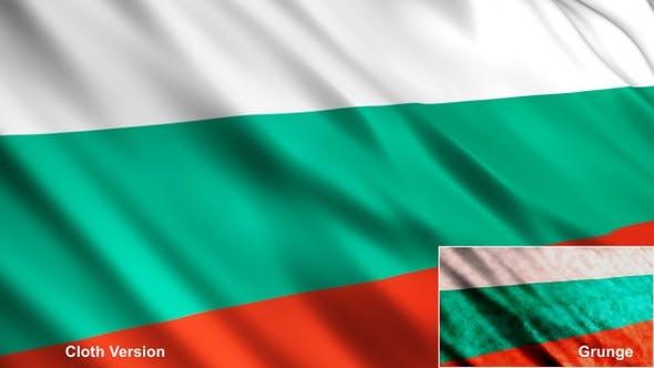 Bulgaria Flags