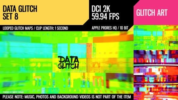 Thumbnail for Data Glitch (2K Set 8)