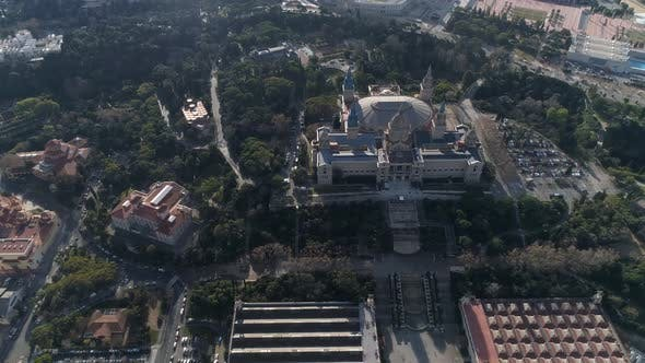 Thumbnail for Barcelona Montejuic Aerial View