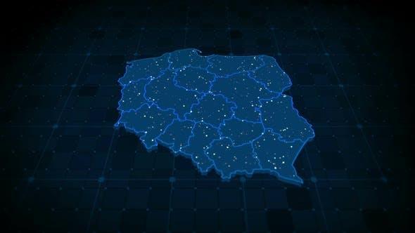 Thumbnail for Poland Map Hd