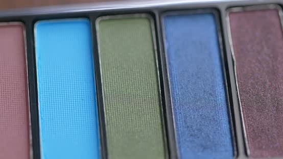 Thumbnail for Eye shadow palette for make up