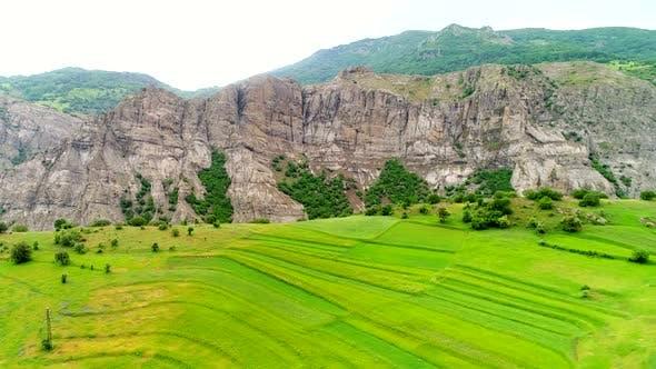 Plateau And Canyon