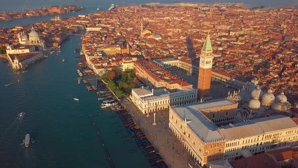 Cover Image for Piazza San Marco, Venice, Italy