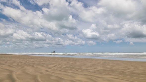 Beach Neuseeland