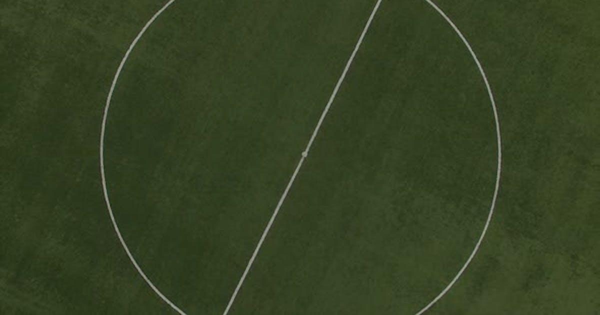 Soccer Field Center Markers