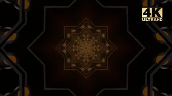 Mandala Vj Loop