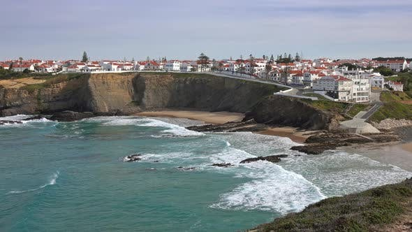 Cover Image for Zambujeira Do Mar Town and Beach in Portugal