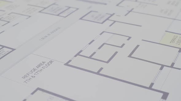 Thumbnail for Building Construction Plan - Architectural Drawing