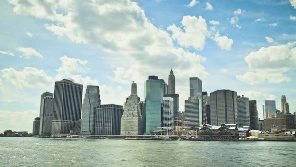 Thumbnail for Lower Manhattan skyline, New York City, New York, USA