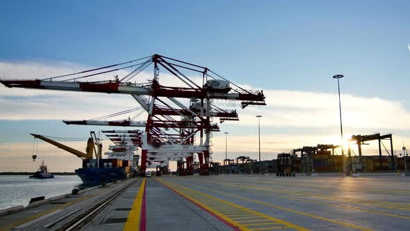 Thumbnail for Port Cargo Trading