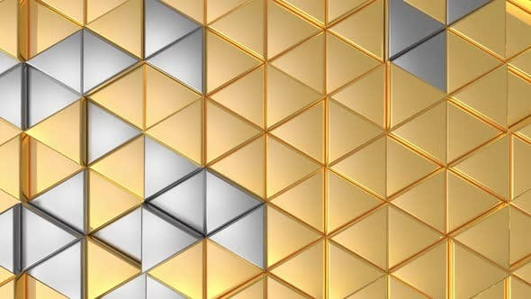 Thumbnail for Gold & Silver Triangles