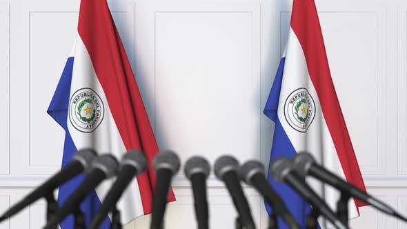 Thumbnail for Paraguayan Official Press Conference