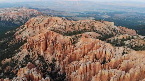 Panorama on Bryce Canyon National Park, Utah, United States
