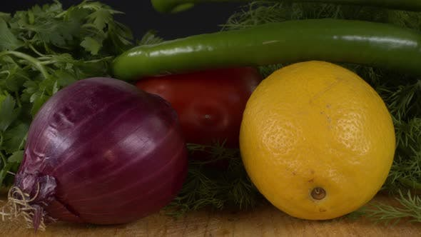 Salatgemüse