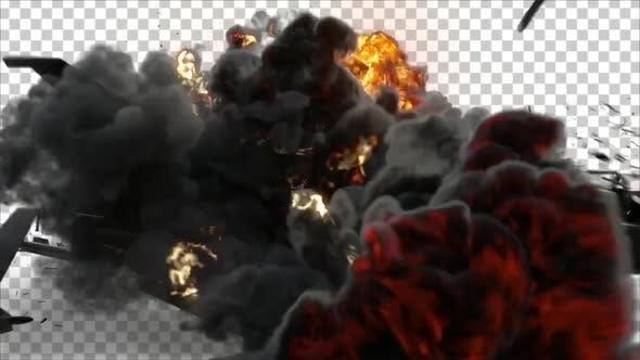 Thumbnail for Jet Crash 1080p