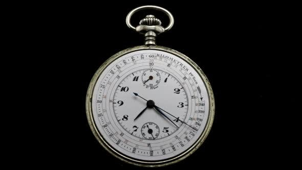 Thumbnail for Antique Dial Chronograph Watch 1