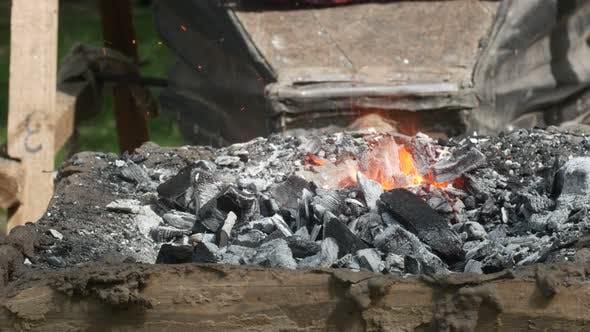 Metal Forging Furnace