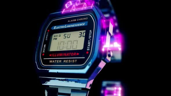 Retro Watch Hd