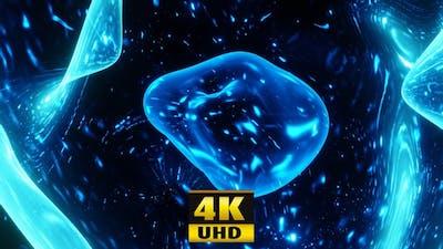 Water Drop Journey 4K