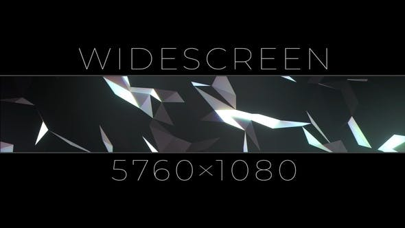 Thumbnail for Crystal Patterns Widescreen