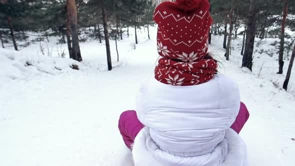 Thumbnail for Sledging Downhill