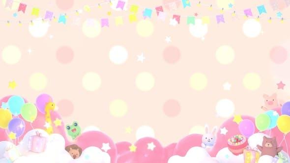 Thumbnail for Animal Birthday Party