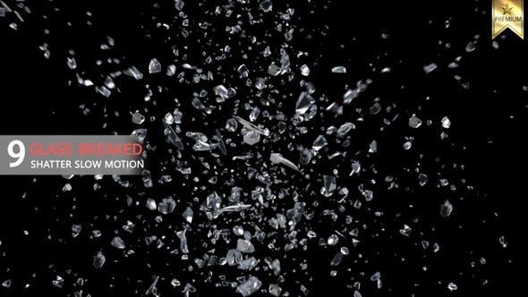 Thumbnail for Glass Shatter Debris