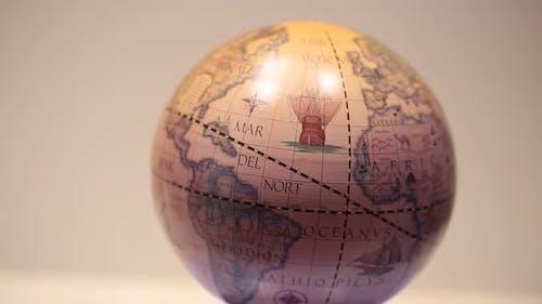 Historical Globe