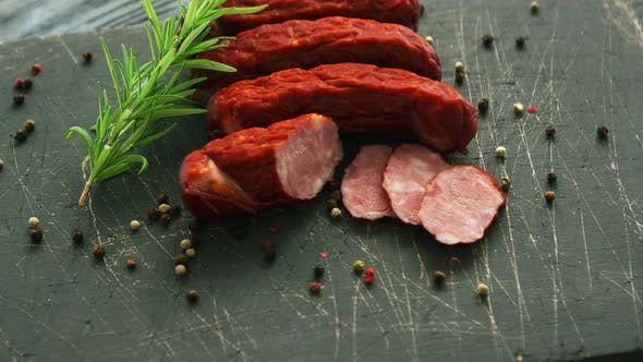 Thumbnail for Tasty Sausages and Spices