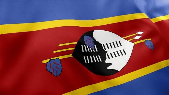 Thumbnail for Eswatini Flag / Swaziland Flag