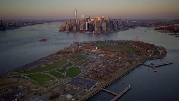 Thumbnail for Cityscape of Urban Metropolis City Skyline