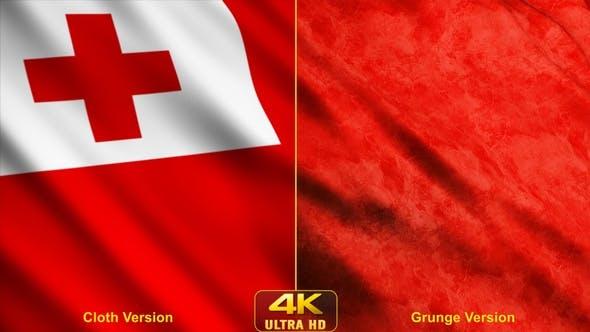 Thumbnail for Tonga Flags