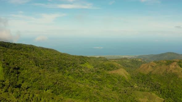 Thumbnail for Tropical Landscape Sea Coast, Mountains