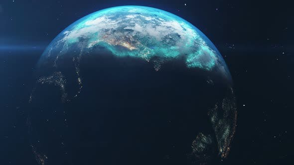 Thumbnail for Earth In The Space