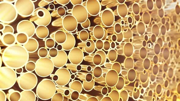 Thumbnail for Many Golden Pipes