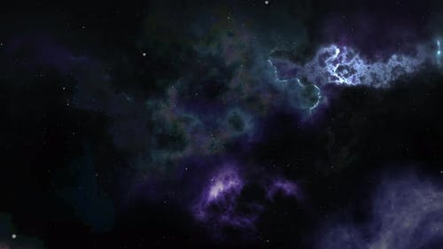 Deep Space Intro