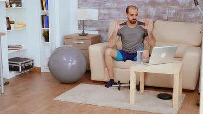 Online Fitness Class