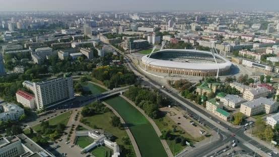 Thumbnail for Football Stadium in Minsk City
