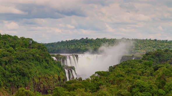 Thumbnail for Iguazu Falls In Argentina