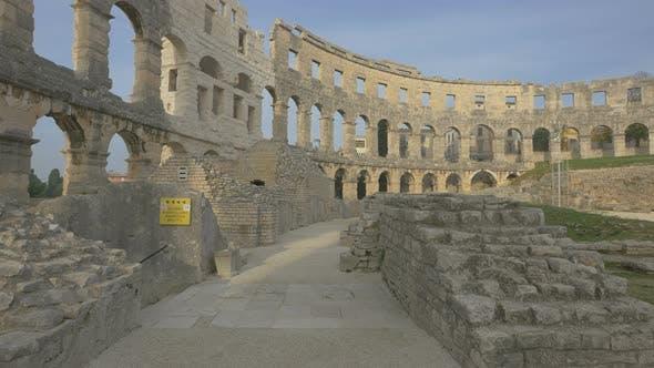 Ruins of a Roman Arena