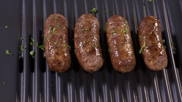Thumbnail for Garnish On Sausages