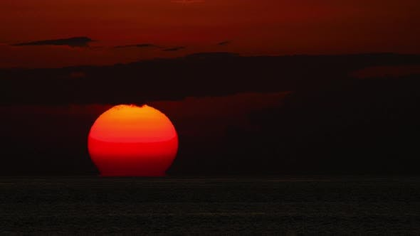 Cover Image for Sunset Landscape at Phuket